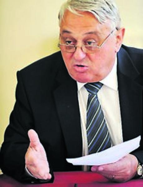 Jean Claude Requier Sénateur PRG Groupe RDSE